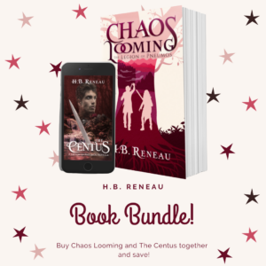Chaos Looming + The Centus Book Bundle